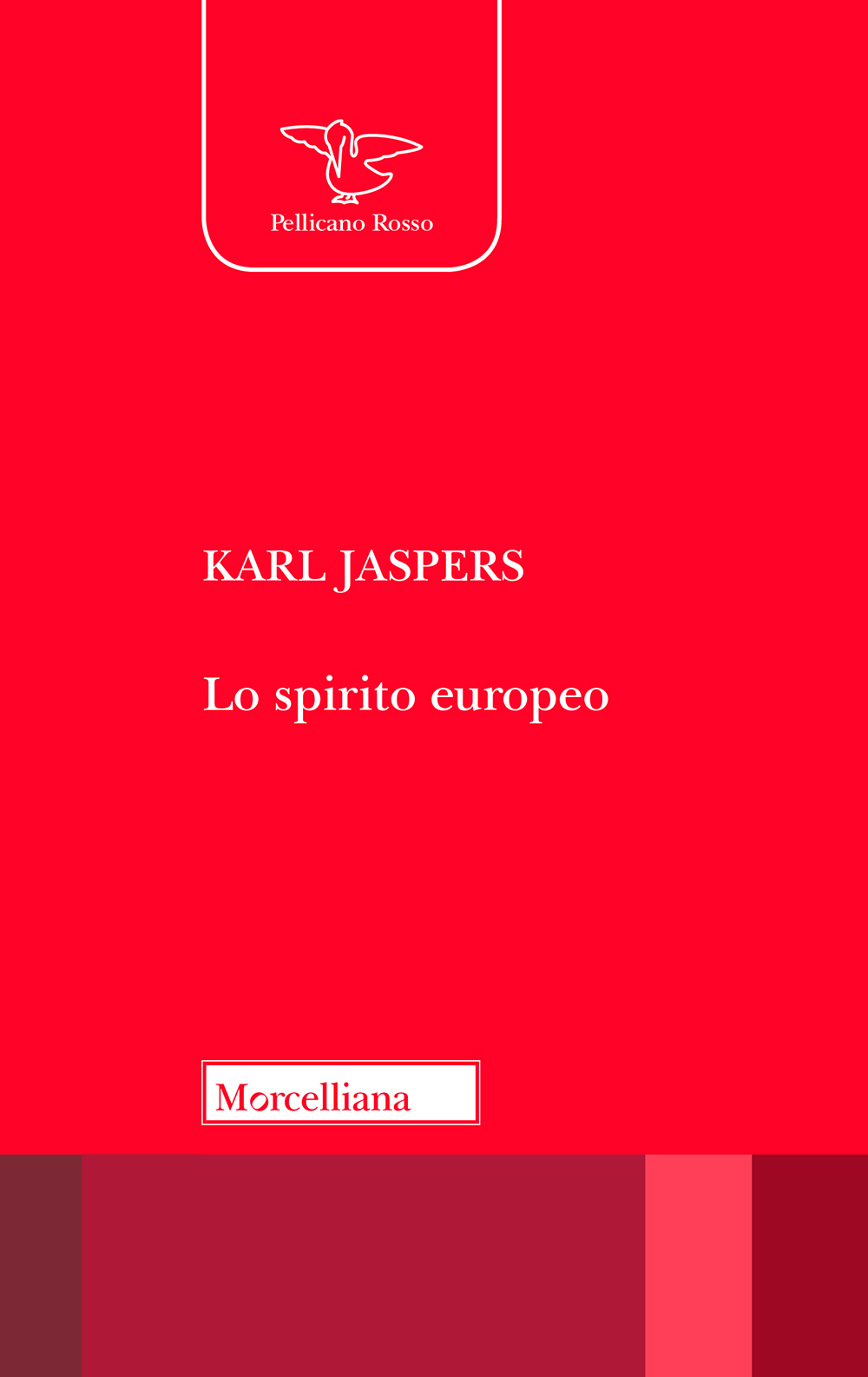 You are currently viewing Karl Jaspers, Lo spirito europeo